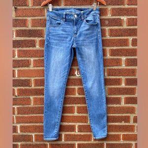American Eagle Jegging Skinny Stretch Jeans